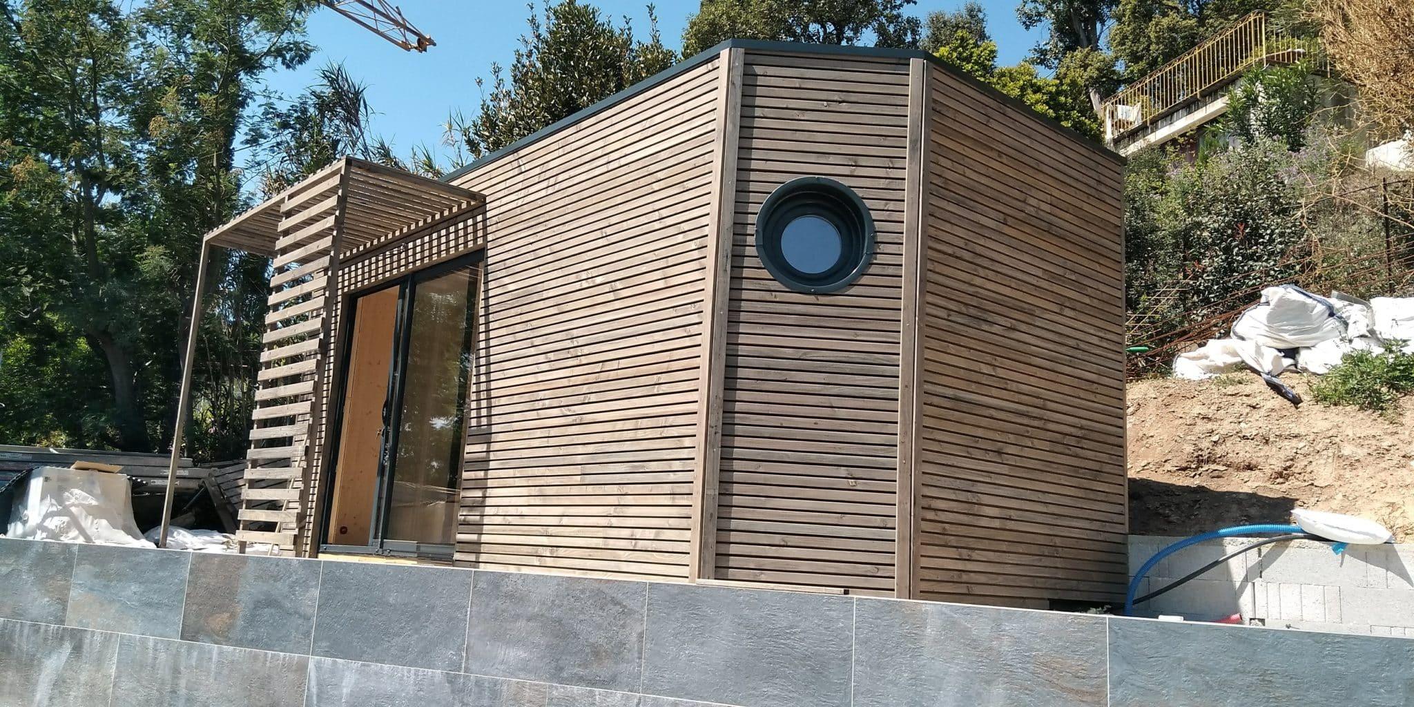 Custom House Studios De Jardin Et Extension De Maison En Bois